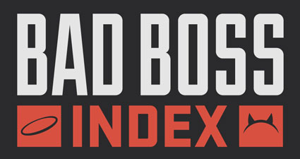 Bad Boss Index