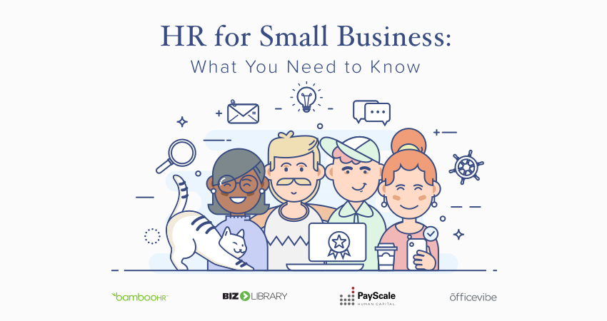 HR For Small Business: What You Need to Know screenshot