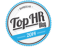 Top HR Blog - 2014 Award